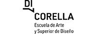 logotipo Escuela de arte de Corella