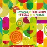 XXIV Jornadas de Exaltación y Fiestas de la Verdura