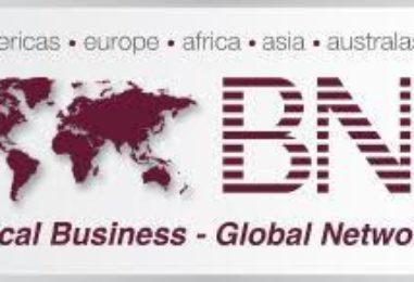Creación de un grupo de empresas de la Red de Recomendaciones BNI en Tudela