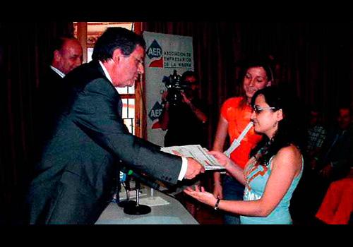 Premios FP - IV Edición - 2005