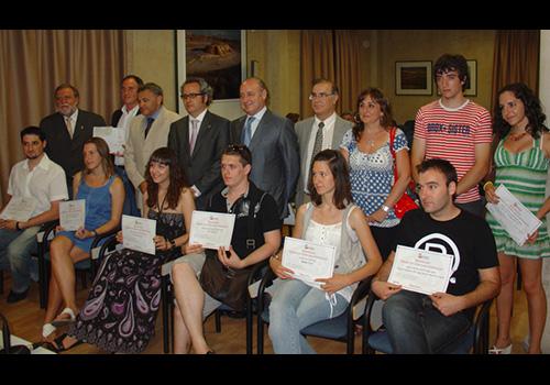 Premios FP - VIII Edición - 2009
