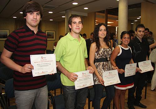 Premios FP - IX Edición - 2010