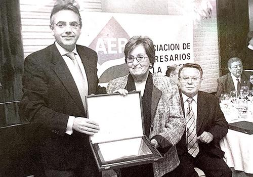 Galardones II Edición - 2002