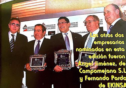 Galardones VI Edición - 2006
