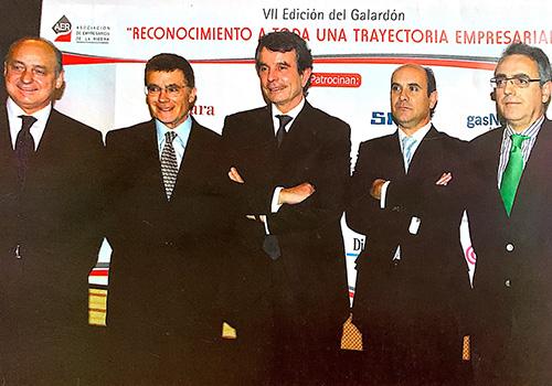 Galardones VII Edición - 2007