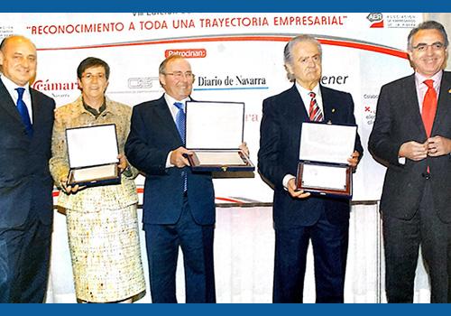 Galardones VIII Edición - 2008