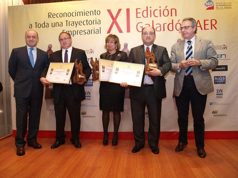 Galardones XI Edición - 2011