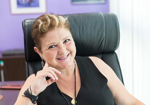 Galardón Relevo Gerenacional - Isabel Jiménez