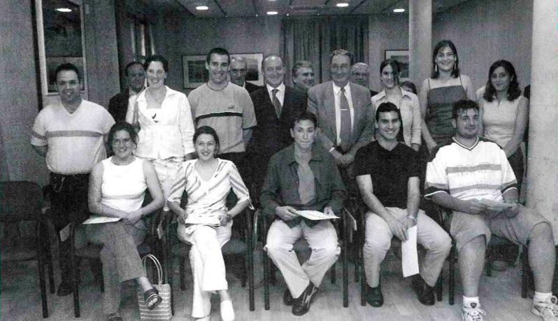 Premios FP - I Edición - 2002
