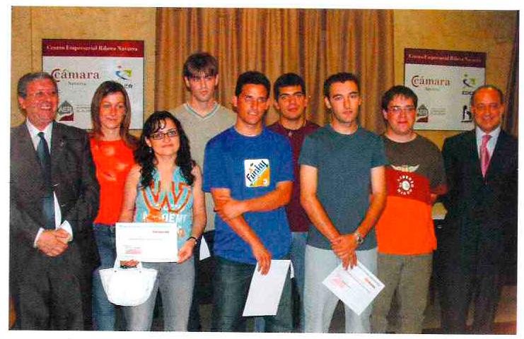 Premios FP - III Edición - 2004
