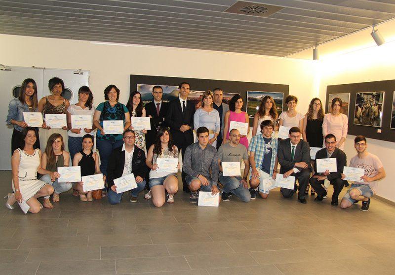 Premios FP - XII Edición - 2015