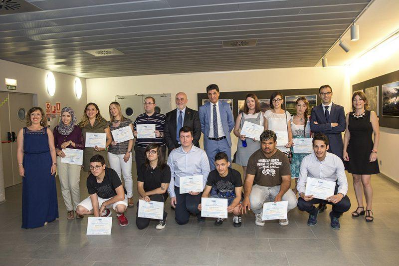Premios FP - XV Edición - 2016