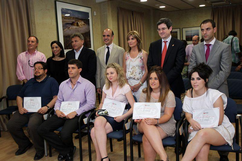 Premios FP - XI Edición - 2012