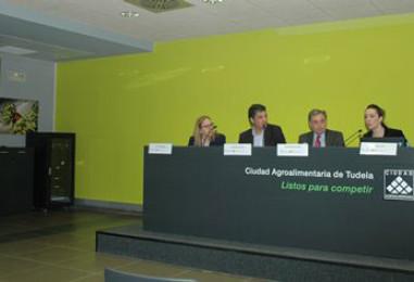 """Presentación del estudio """"Propuestas para el relanzamiento del empleo en la Ribera de Navarra"""""""